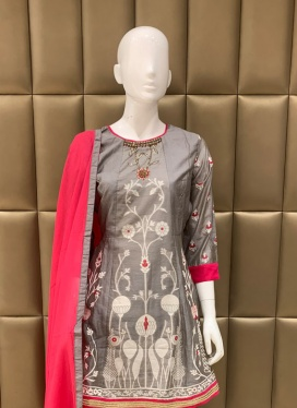 Appealing Cut Dana Patiala Suit