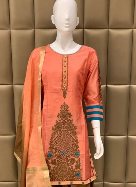 Ceremonial Patiala Suit