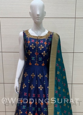 Enigmatic Cut Dana  Anarkali Suit