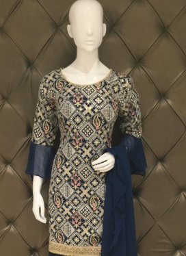 Graceful  Palazzo Suit For Ceremonial