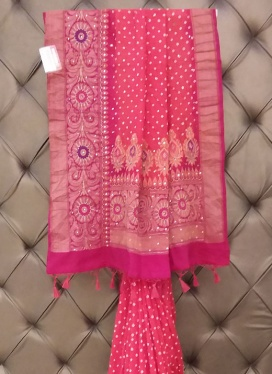 Immaculate Chanderi Cotton Contemporary