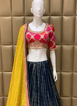 Lavish Ceremonial Lehenga Choli
