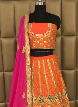 Sophisticated  Bridal Lehenga Choli