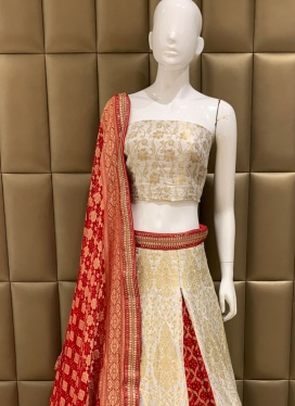 Sophisticated Ceremonial Lehenga Choli